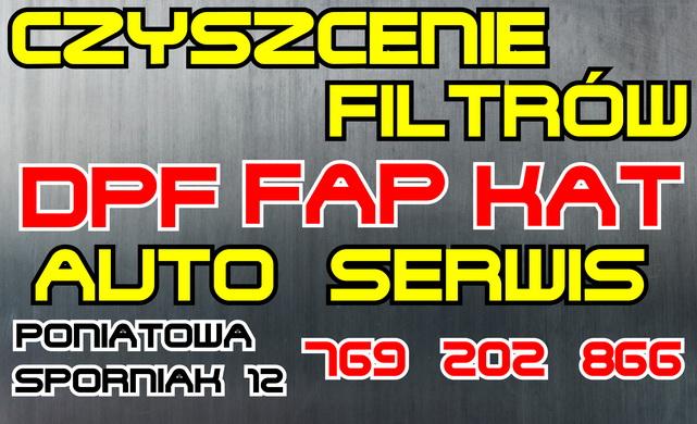 Serwis DPF AUTO SERWIS Poniatowa - obrazek 2