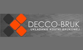 DECCO-BRUK Układanie Kostki Brukowej