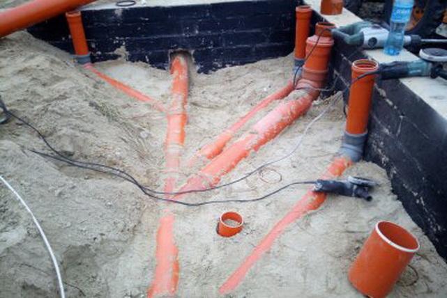 Ciekot Przyłącza wodno-kanalizacyjne - obrazek 1