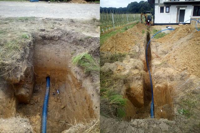 Ciekot Przyłącza wodno-kanalizacyjne - obrazek 2