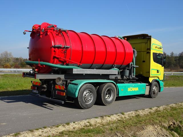 Usługi Asenizacyjne, Kanalizacyjne i Transportowe Chodoła - obrazek 3