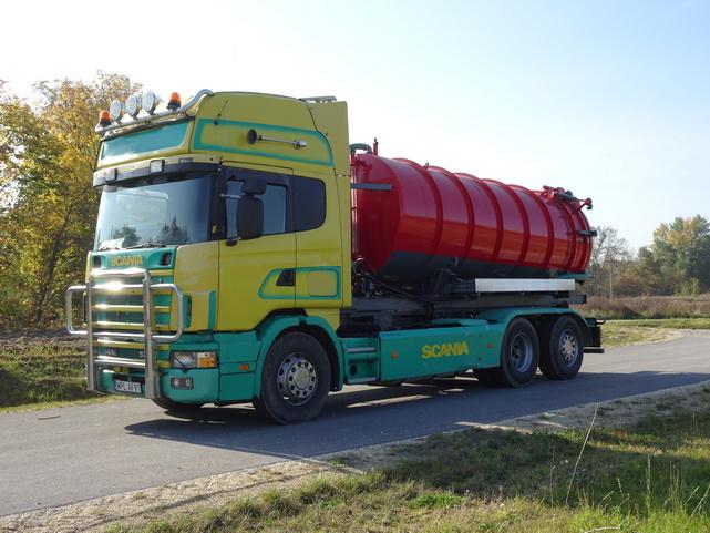 Usługi Asenizacyjne, Kanalizacyjne i Transportowe Chodoła - obrazek 2