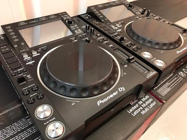 2x Pioneer CDJ-2000NXS2 + 1x DJM-900NXS2 mixer = $2000USD , Whatsapp Chat : +27837724253