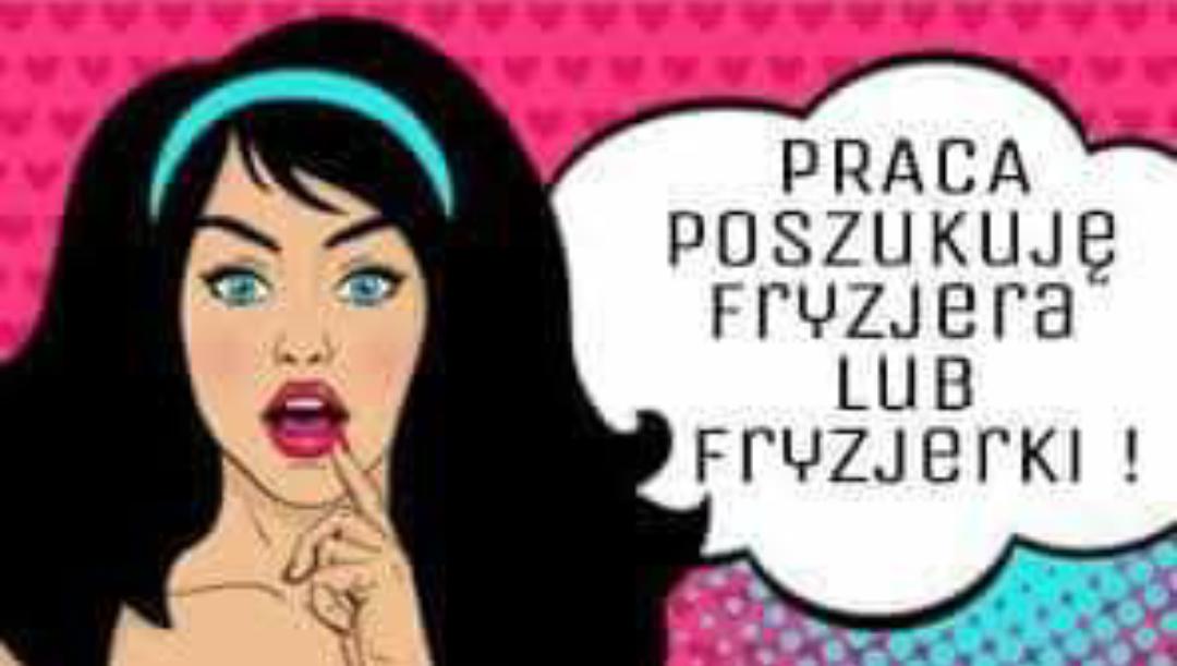 Zatrudnię fryzjerkę na dziale męskim/ Samodzielne stanowisko!