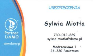 Multi Agencja Ubezpieczeniowa Sylwia Miotła