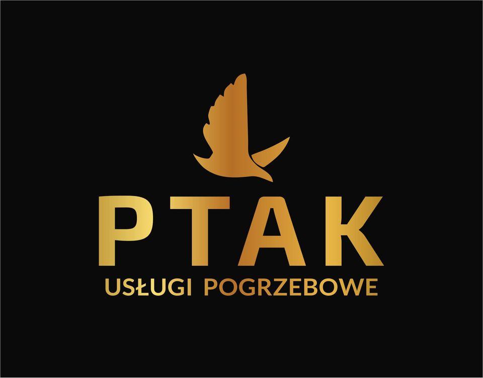 """""""PTAK"""" – usługi pogrzebowe"""