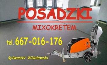 Posadzki MIXOKRETEM Sylwester Wiśniewski