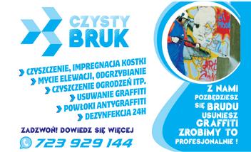 CZYSTY- BRUK