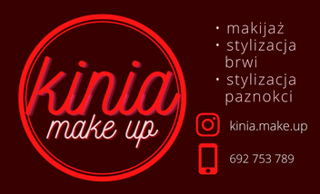 KINIA Make Up Kinga Złotucha