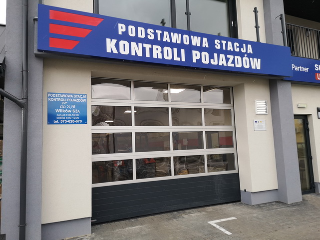 CZAJKA Stacja Kontroli Pojazdów - obrazek 2