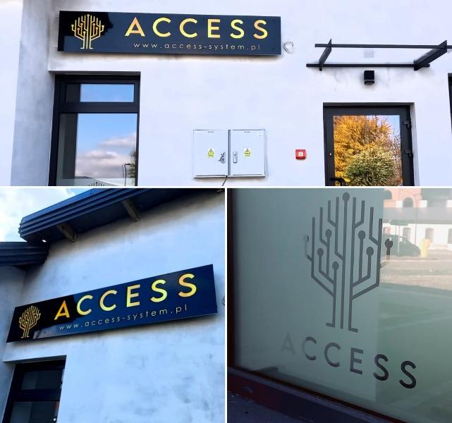 Access System - obrazek 1