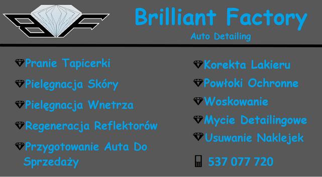 Brilliant Factory Auto Detailing - obrazek 2