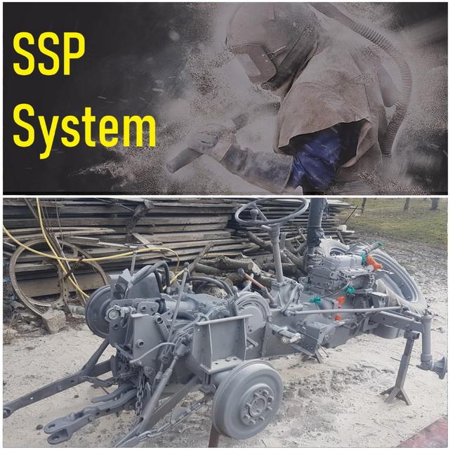 SSP System Piaskowanie Malowanie Konserwacja - obrazek 2