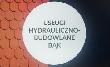 Bąk Usługi Hydrauliczno-Budowlane